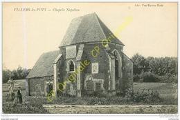21. VILLERS LES POTS . Chapelle Napoléon . - Francia