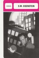- U.R.S.S. -  S.M. EISENSTEIN - Période 1923/1958 - 090 - Autres