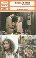 - 1983 - YOUGOSLAVIE - COMEDIE DRAMATIQUE - MI-FIGUE, MI-RAISIN - 092 - Autres