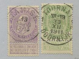 67 Ø Grand Luxe. TAMISE Et Un Cadeau - 1893-1900 Fine Barbe