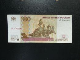 Billet 100 Roubles / Rubles 1997 Russie - Russie