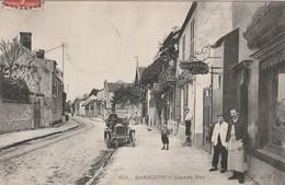 BARBIZON. - Grande Rue. Très Belle Carte - Barbizon
