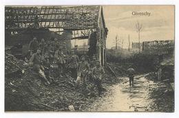 WK 1 Givenchy Frankreich Eig. Verl. Schünemanns Photo-Haus - Oorlog 1914-18