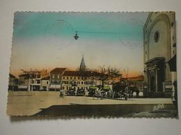 81 Carmaux. Place Gambetta (A9p45) - Carmaux