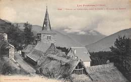 Garin      31         Vue Du Village         (Voir Scan) - Andere Gemeenten
