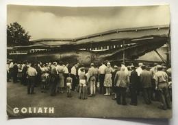 GOLIATH - VELRYBA 68000 Kg. CHYTANI 1954 V TRONDHEIM NORSKO - NV FG - Norway