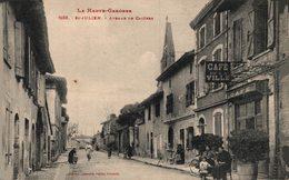 15507     ST JULIEN  AVENUE DE CAZERES - Autres Communes