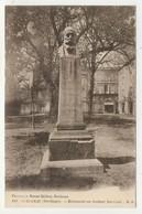 24 - Bergerac - Monument Au Docteur Barraud - Bergerac