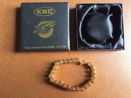 25th Anniversary KMC Chains - Armband Brancelet - Schmuck & Uhren