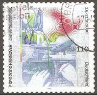 Allemagne - 2000 - Exposition D'Hanovre - YT 1939 Oblitéré - 2000 – Hannover (Germania)