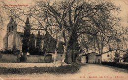 15512      SALLES  L EGLISE - Autres Communes