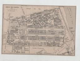 Paris  Jardin Des Plantes  1938 - Vecchi Documenti