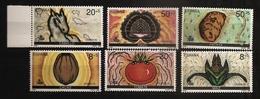 Espagne España 1989 N° 2644 / 9 ** Découverte De L'Amérique, Maïs, Cacao, Tomate, Cheval, Pomme De Terre Dindon Chocolat - 1931-Aujourd'hui: II. République - ....Juan Carlos I