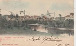 Vilvorde ; Vilvoorde , Au Parc III , Le Pont , ( Albert Sugg à Gand , Série 31 ,n° 18 Kleur , Couleur ) - Vilvoorde