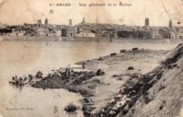 Vue Generale  , Lavendieres - Arles