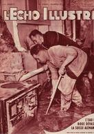 L'Echo Illustré 1953 - Birsfelden Naefels Schmerikon - Sulfatage Des Vignes Peissy - Kayak Canoe - Becassine - Hotels - Allgemeine Literatur
