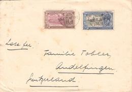 INDIA - LETTER 1931 - ANDELFINGEN/SCHWEIZ /AK575 - India (...-1947)