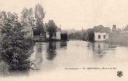 CPA -  62 - MONTREUIL - Moulin Du Roi - Montreuil