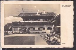 Haus Wachenfeld Am Obersalzberg 1934 - Deutschland