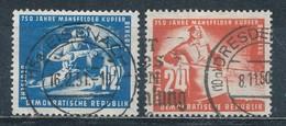 DDR 273/74 Gestempelt - Oblitérés