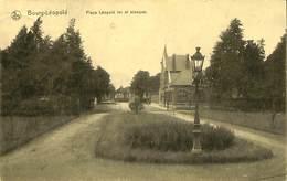 026 797 - CPA -  Leopoldsburg - Bourg-Léopold - Parc Léopold 1er Et Kiosque - Leopoldsburg