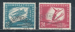 DDR 280/81 Gestempelt - [6] République Démocratique
