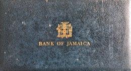 Jamaica 1-10 Dollar, P-CS5 (1977) - UNC - In Original Booklet - Scarce - Jamaica