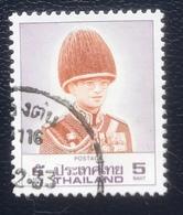 Thailand -(o)used - Ref 11 - 1989 - King Rama IX - 5 Baht - Tailandia