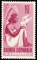 Spanish Guinea - 1953 - Mi:ES-GN 291, Sn:ES-GN 327, Yt:ES-GN 347**MNH - Look Scan - Guinea Española