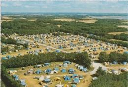 By - Cpsm Grand Format Pointe De  Penvins (Morbihan) - Camping De La Madone - France
