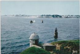 By - CPM PORT LOUIS (Morbihan) - LARMOR Vu De La Citadelle - Port Louis