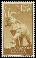 Spanish Guinea - 1957 - Mi:ES-GN 335, Sn:ES-GN B44, Yt:ES-GN 385**MNH - Look Scan - Guinea Española