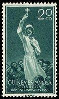 Spanish Guinea - 1958 - Mi:ES-GN 351, Sn:ES-GN 358, Yt:ES-GN 401**MNH - Look Scan - Guinea Española