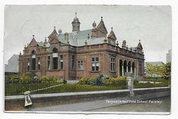 Ferguslie Halftime School, Paisley, 1908 - Renfrewshire
