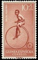 Spanish Guinea - 1959 - Mi:ES-GN 360, Sn:ES-GN B55, Yt:ES-GN 410**MNH - Look Scan - Guinea Española
