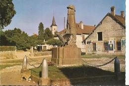 CPSM - 39 - Jura - Villers Farlay - Le Monument - Villers Farlay