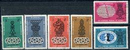 Y85 CUBA 1966 1215-1220 17th Chess Olympiad, Havana - Cuba