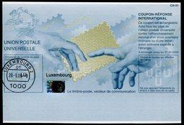 LUXEMBOURG  20060630  Coupon Réponse International / International Reply Coupon - Ganzsachen