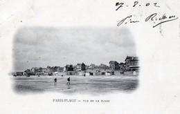 62 - PARIS PLAGE - Vue De La Plage - Le Touquet
