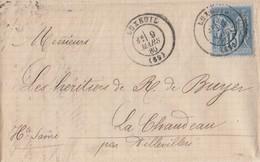1880 / LAC Facture FAIVRE / 70 Luxeuil - Allemagne