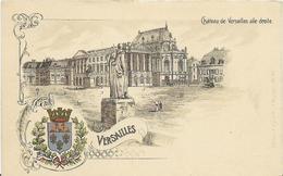 ~  JP  ~   78   ~  CHATEAU De VERSAILLES AILE  DROITE    ~   Précusseur  ~ - Versailles (Château)