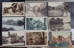 ANNECY (84) - Lot De 19 Cartes Postales - 3 Scans - Annecy