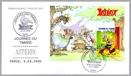 Dia Del Sello. ASTERIX. Paris 1999 - Comics