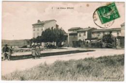 P604 - Le Vieux Brusc - Other Municipalities
