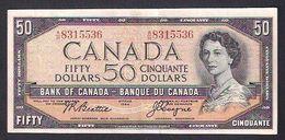 Banconota Da 50 Dollari - Canada