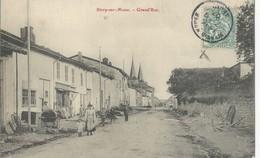 Sivry Sur Meuse Grande Rue - France