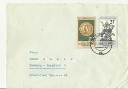DDR CV 1960 - Storia Postale