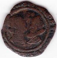 FRANCE, Franche-Comté, Denier De Cuivre - 476-1789 Monnaies Seigneuriales