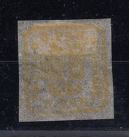 Romania 1862 Mi 8, Rare! - 1858-1880 Moldavie & Principauté