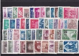 DDR, Fast Kpl. Jahrgang1955* (T 15965) - Nuovi